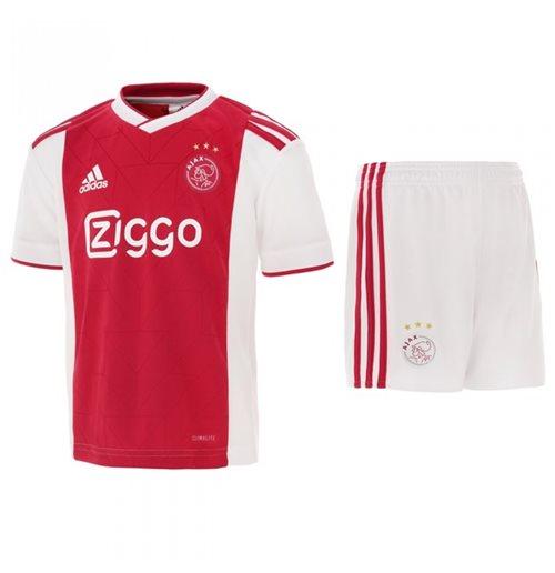 Kit da calcio per bambino Ajax 2018-2019 Home