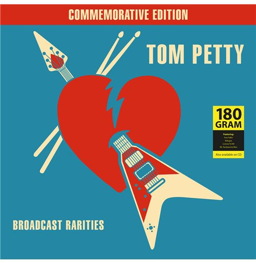 Vinile Tom Petty - Broadcast Rarities