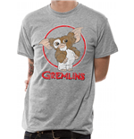 T-shirt Gremlins - Design: Gizmo Distressed
