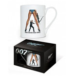 James Bond (For Your Eyes Only) Bone China Mug (Tazza)