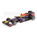 RED BULL RB9 SEBASTIAN VETTEL WINNER GERMAN GP WORLD CHAMPION F1 2013