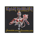Toppa Iron Maiden - Seventh Son