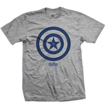 Marvel Comics - Avengers Infinity War Captain America Icon (T-SHIRT Unisex )