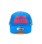 Cappellino Nintendo - Super Mario And Luigi Curved Bill 53 Cm Multicolor
