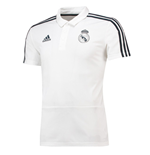 Polo Real Madrid 2018-2019 (Bianco)