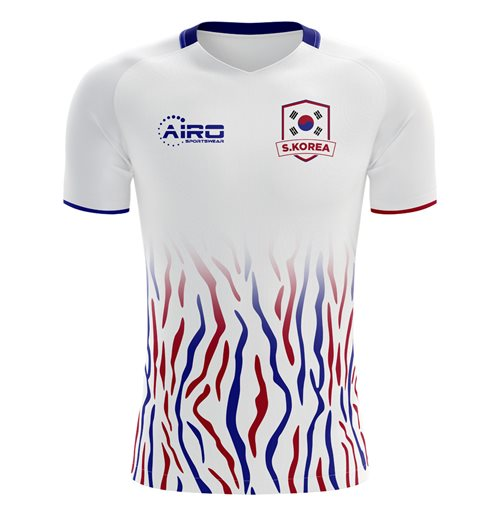 T-shirt Corea del Sud Calcio 2018-2019 Away
