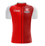 T-shirt Svizzera calcio 2018-2019 Home