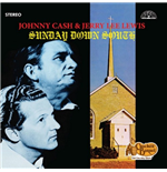 Vinile Johnny Cash / Jerry Lee Lewis - Sunday Down South