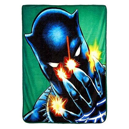 BLACK PANTHER Power Of Claws 40x60 Coperta in pile