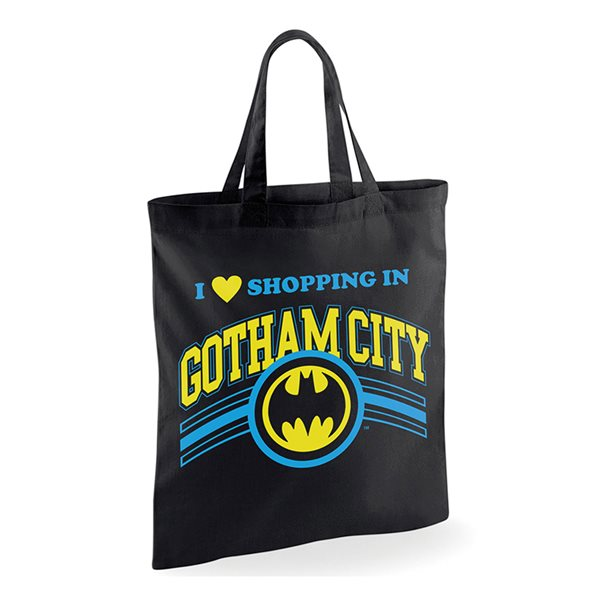 Borsa Batman - Shopping In Gotham
