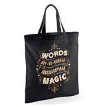 Borsa Harry Potter - Words Of Magic