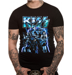 T-shirt Kiss - Design: Lightning
