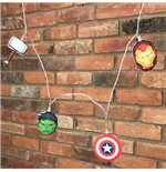Decorazioni natalizie Marvel Superheroes 307785