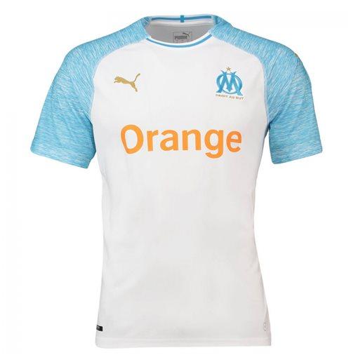 Maglia 2018/19 Olympique Marsiglia 2018-2019 Home