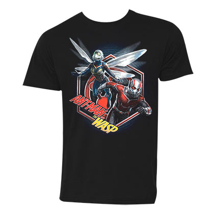 T-shirt Ant-Man And The Wasp Hex
