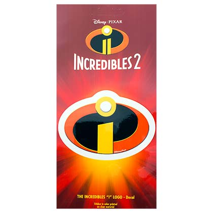 Adesivo The Incredibles