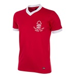 Maglia vintage Nottingham Forest 1980 Finale Coppa Europa