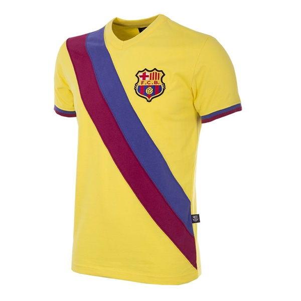 Maglia vintage Barcellona Away 1978-79