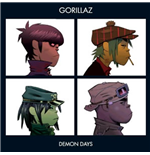 Vinile Gorillaz - Demon Days
