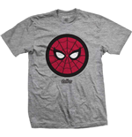 Marvel Comics - Avengers Infinity War Spidey Icon Pop (T-SHIRT Unisex )