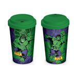 Marvel Retro (Hulk Comic) (Tazza Da Viaggio)