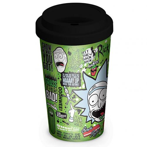 Tazza da viaggio Rick and Morty 308784