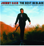Vinile Johnny Cash - Best In Black (2 Lp)