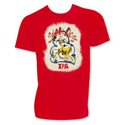 T-shirt Flying Dog Brewery da uomo