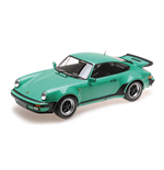 PORSCHE 911 TURBO 1977 GREEN