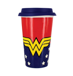 Dc Comics - Wonder Woman (Tazza Da Viaggio)