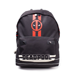 Deadpool - Icon Placement Printed Solid Black (Zaino)