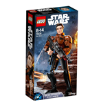 Lego 75535 - Star Wars - Action Figure - Han Solo