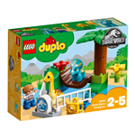Lego 10879 - Duplo - Jurassic World - Gentle Giants Petting Zoo