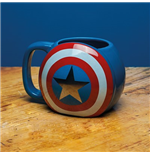 Marvel - Captain America (Tazza Sagomata)