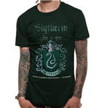 T-shirt Harry Potter - Slytherin Quidditch