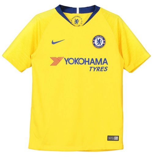 completo calcio Chelsea 2019