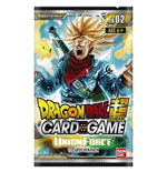 Carte da gioco Dragon ball Booster Display Union Force *Versione Inglese*