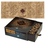 Puzzle Harry Potter Marauder's Map Cover
