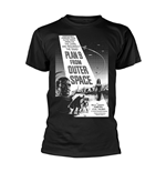 T-shirt Plan 9 - Plan 9 From Outer Space PLAN 9 FROM OUTER SPACE - POSTER