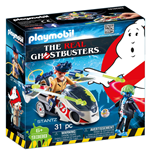 Playmobil 9388 - The Real Ghostbusters - Stantz Con Moto Volante