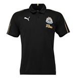 Polo Newcastle United 2018-2019 (Nero)