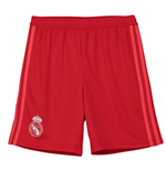 Pantaloncino Real Madrid 2018-2019 Third (Rosso)