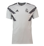 T-shirt Real Madrid 2018-2019 (Grigio)
