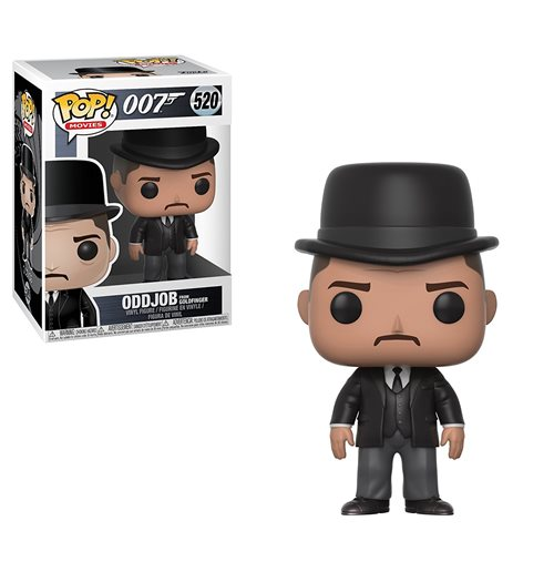 Pop! Movie: James Bond Goldfinger - Oddjob