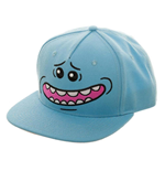 Cappellino Rick & Morty - Mr Meeseeks Face