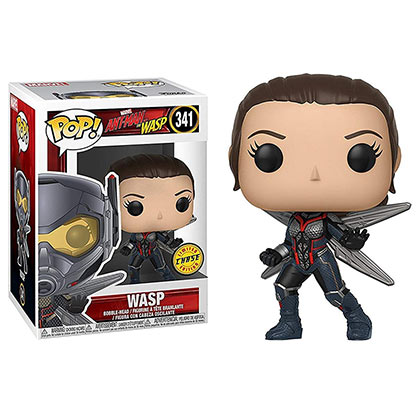 ANT-MAN The Wasp Funko Pop Limited Chase Edizione Vinyl Figure Bobblehead