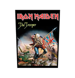 Toppa Iron Maiden - Design: The Trooper