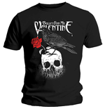 T-shirt da uomo Bullet For My Valentine: Raven