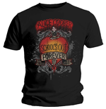 T-shirt Alice Cooper Schools Out Dagger