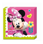 Minnie Happy Helpers - 20 Tovaglioli 33X33